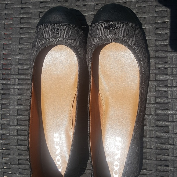 Coach Shoes - Coach flats
